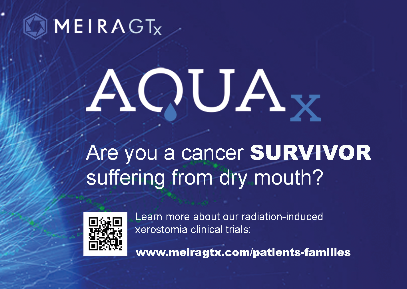 Image for MeriaGTx radiation-induced xerostomia clinical trial